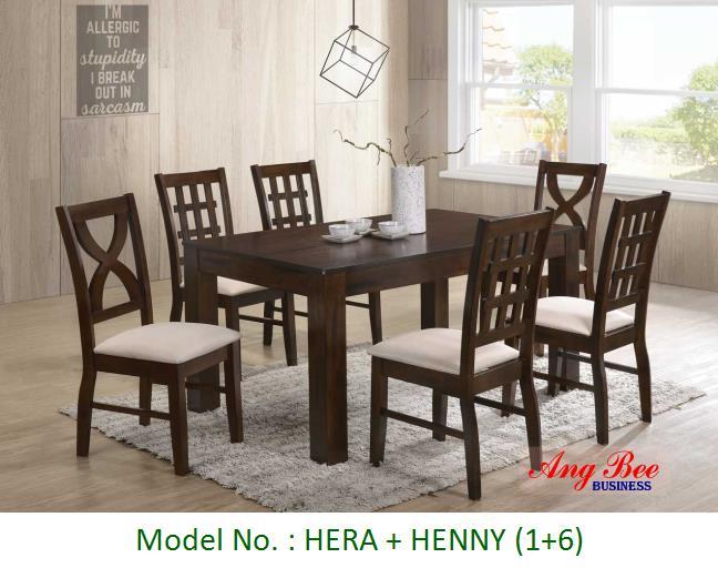 HERA + HENNY (1+6)